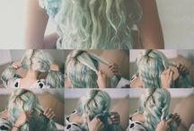 Hair! Makeup!