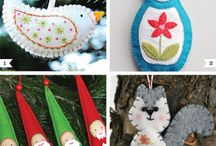 Holidazzle crafts! / by Layla Frey