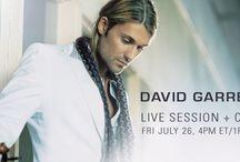DAVID GARRETT LIVE SESSION