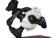 Patrick O'Reilly / Sculpture