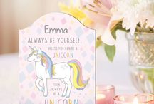 Personalised Unicorn Gifts / Are you a big unicorn fan? Well we have lots of stunning personalised unicorn gifts ranging from candles to wine glasses