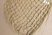 Flax basket