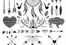 Desenhos foto