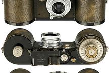 Magic Machines (Antique Cameras)