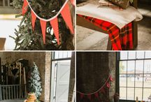 Holiday Inspiration / Holiday inspiration for hosting and events.