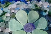sea glass love. ................. / by Starla Skye