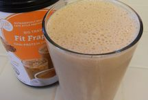 protein shakes / by Molly Ray