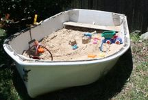 Old boat ideas