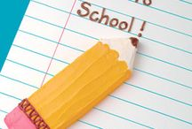Back To School / Fun school time and teacher related treats, gifts and ideas