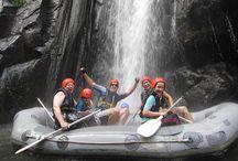 Telaga Waja VS Ayung River Rafting