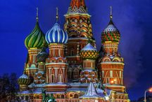 Beautiful Churches / by Mary