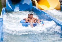 Magic Waters Water Park / Magic Waters Water Park is on of the best vacation spots (or staycation spots!) in Rockford! Magic Waters offers 8 major attractions from the relaxing Splash Magic River to the adrenaline inducing Typhoon Terror!