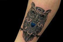 šablony tetování