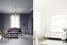 Witte interieur