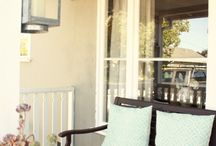 Front Porch Living. / by Laura Koons