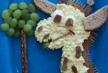 Food - Fun / Fun with food, especially for the grandchildren / by Brenda Meadows