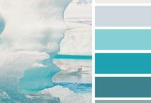 The Colours I love / Basically about colour palettes ,either mine or from other people, that have my favourite colours