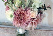 Wedding flowers for Judy