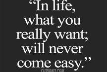 My quotes ✔
