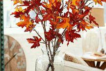 Őszi dekoració