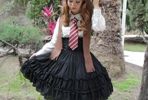 Lolita Inspirações Personagens