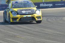 The #VWGRC team wraps up 2nd place in both Heat 1A and B to end the day! - photo from vw