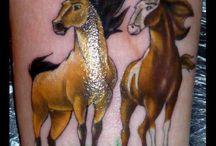 Spirit, SOC tattoos