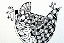 Zentangle - Don't be a Square