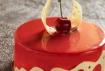 tort decor de ciocolată
