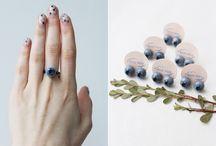 Blueberries fun