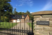 Tursachan - 5 star self catering with hot tub. Sleeps 8 and dog friendly