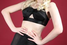 Lingerie Vintage- and Modern Style / Dessous im Retro Style von KEMO-Cyberfashion