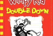 diary of a wimpy kid my favorite book series