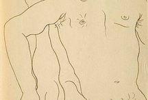 Jean Cocteau & Picasso
