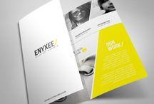 Designs - Brochures & Flyers