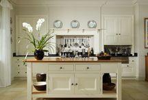 Tradational english kitchens
