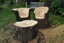 Dad's woodworking ideas