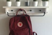 Perfect backpack=Fjallraven kanken