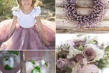 Bridesmaids colors