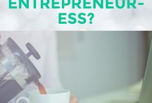 The Entrepreneur-Ess / All about me!