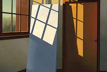 Chirico/Magritte or alike