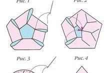 Origami quilt