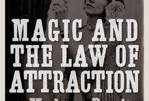 "Magic and the Law of Attraction Podcast / I've launched a podcast series called ""Magic and the Law of Attraction."" In this podcast, I will be taking on your questions and answering them ""on the air"" so that you can learn the principles of magic for yourself."