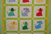 Dog Blankets and Quilts
