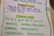 Writing for Little Warriors / Writing activities for fifth grade. / by Keri McBride