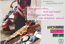 Spring Collection 2013 / Traditions revived with exciting new designs, fresh colors and lots of sunshine !!!