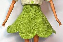Knit Barbie