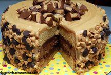 Cakes ♥ / by Brenda Bhooshan
