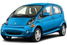 Mitsubishi i-MiEV / The Mitsubishi i-MiEV (MiEV is an acronym for Mitsubishi innovative Electric Vehicle) is a five-door hatchback electric car produced by Mitsubishi Motors, and is the electric version of the Mitsubishi i