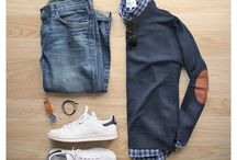 Men's Fashion Casual OOTD